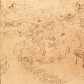 極普通之涅槃図 / Gokuhutsu-no-Nirvana